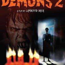 La locandina di Demoni 2: l'incubo ritorna