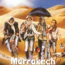 La locandina di Marrakech express