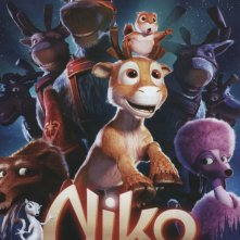 La locandina di Niko & The Way to the Stars
