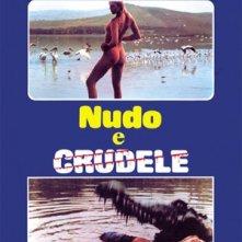 La locandina di Nudo e crudele