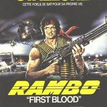 La locandina di Rambo