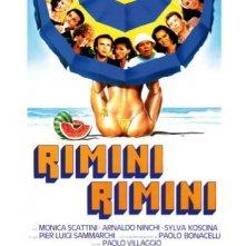 La locandina di Rimini Rimini