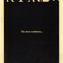 La locandina di Rocky II