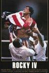 La locandina di Rocky IV