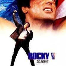 La locandina di Rocky V
