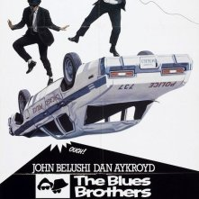 La locandina di The Blues Brothers