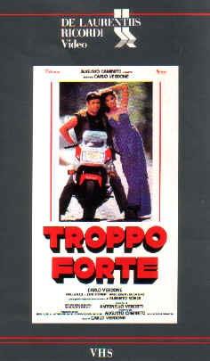 La Locandina Di Troppo Forte 122337
