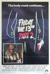 La locandina di Venerdì 13 parte II - l'assassino ti siede accanto