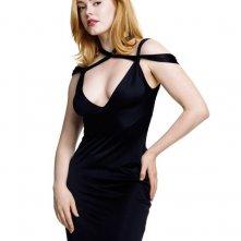 Un'elegante Paige (Rose McGowan) per la stagione 6 di 'Streghe'