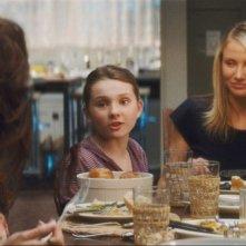 Abigail Breslin e Cameron Diaz in un'immagine del film La custode di mia sorella