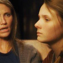 Cameron Diaz e Abigail Breslin in una scena del film La custode di mia sorella
