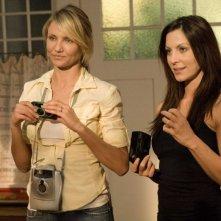Cameron Diaz e Heather Wahlquist in una scena del film La custode di mia sorella