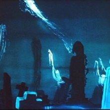 Il risveglio dei fantasmi nell\'episodio Una notte sul Monte Calvo nel film Fantasia