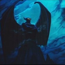 Il risveglio del demone nell\'episodio Una notte sul Monte Calvo nel film Fantasia