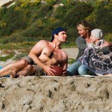 Jason Patric, Cameron Diaz e Sofia Vassilieva in una scena del film La custode di mia sorella