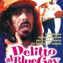 La locandina di Delitto al Blue Gay
