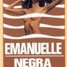 La locandina di Emanuelle nera
