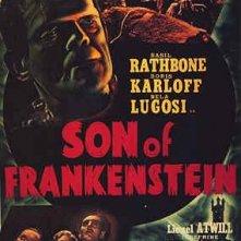 La locandina di Il figlio di Frankenstein