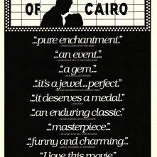 La locandina di La rosa purpurea del Cairo