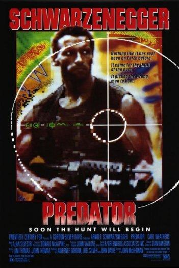 La locandina di Predator