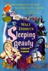 Locandina americana del 1959 La bella addormentata nel bosco