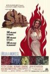 Locandina inglese del film La dea della città perduta