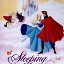 Poster americano del film La bella addormentata nel bosco