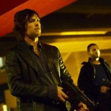 Sam Worthington in un'immagine del film Macbeth