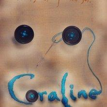 Manifesto americano del film Coraline e la porta magica