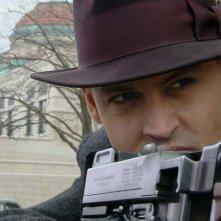Johnny Depp in un'immagine del film Nemico pubblico