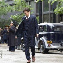 Johnny Depp in una scena del film Nemico pubblico