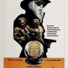 La locandina del film Complotto di famiglia