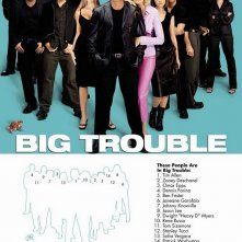 La locandina di Big trouble - Una valigia piena di guai