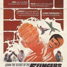 La locandina di Cinque dita di violenza