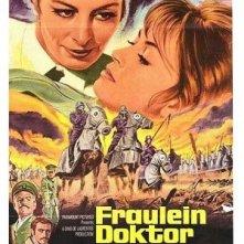 La locandina di Fräulein Doktor