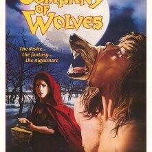 La locandina di In compagnia dei lupi