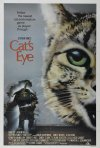 La locandina di L'occhio del gatto