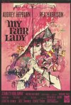 La locandina di My Fair Lady