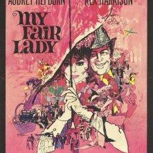 La locandina di My Fair Lady