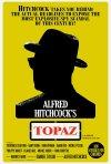 Locandina americana del film Topaz