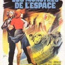 Locandina francese del film L\'astronave degli esseri perduti