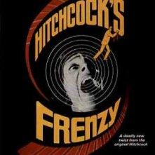 Locandina inglese del 1972 del film Frenzy