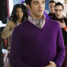 Michael Urie in una scena dell'episodio In the Stars di Ugly Betty
