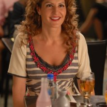 Nia Vardalos in una scena del film I Hate Valentine's Day