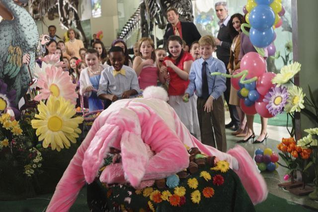 Un Momento Dell Episodio Rabbit Test Di Ugly Betty 122897
