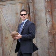 Eddie McClintock nel pilot della serie Warehouse 13