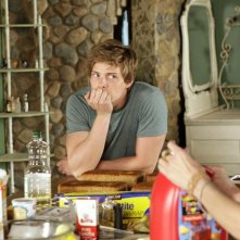 Hunter Parrish in una scena dell'episodio Wonderful Wonderful di Weeds