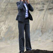 Joanne Kelly è Mika Bering nel pilot della serie Warehouse 13