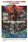 La locandina di Agente 007, la spia che mi amava