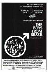 La locandina di I ragazzi venuti dal Brasile